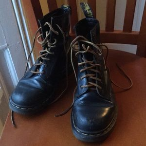 Blue Air Wair Doc Marten's